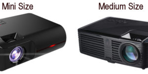 projector for home and office use